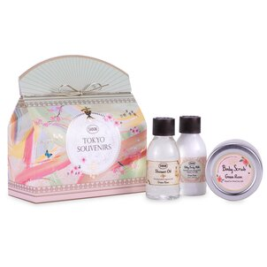 Body Ritual  Green Rose Gift Set