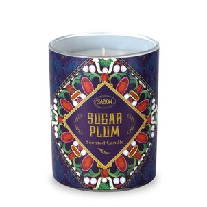 Candle in glass Sugar Plum