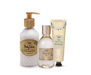 Body and hands Care Set