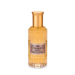 Body and Hair Oil Patchouli Lavender Vanilla