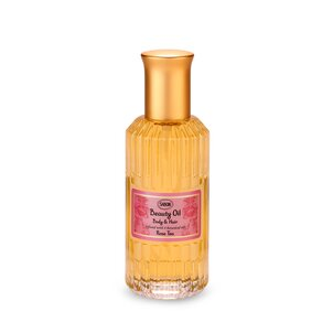 Body and Hair Oil Rose Tea