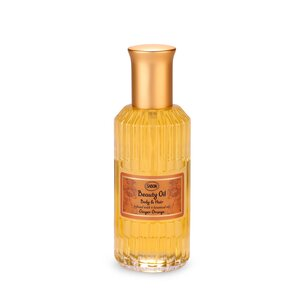Body and Hair Oil Ginger Orange