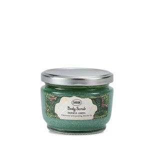 Body Scrub Blissful Green
