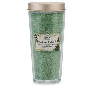 Bath Salt Blissful Green