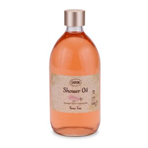 Shower Oil Rose Tea